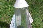 Wie erstelle ich einen Flasche Wasser-Raketenwerfer