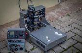 3D gedruckt Desktop CNC-Fräse