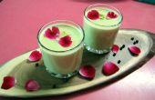 Thandai - die ultimative indisch gewürzt Kaltgetränk