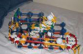 Projekt sinnlos - winzige Knex Ballmaschine