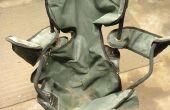 Wiederverwendung von einem alten hochklappbare Stuhl