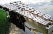Bauen Sie Ihr eigenes Marimba und wickeln Sie Ihre eigenen Schlägel!