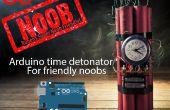 Arduino kostengünstig qualitativ hochwertige Zeit / Smartphone Zünder (oder Zeitschaltuhr gesteuert): die 2016 super Noob freundlich Weg!