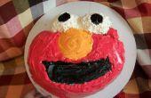 Einfach um Elmo Kuchen