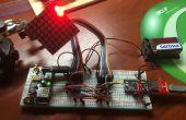 Arduino 8 * 8 Led Matrix Driver mit 2 * 74HC595 Schieberegister