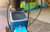 6$ DIY niedriges Profil Fahrrad Lautsprecher