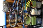 Bike Rack hängen
