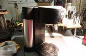 Reinigen Sie einen Bunn NHBX-B-10-Tassen-Kaffeemaschine ordnungsgemäß