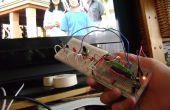 Wie TV steuern funktioniert mit Analogeingang und Arduino