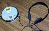 Akkus CD-Player ohne Öffnen des Deckels