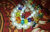 Wie Sie machen mehrere Perlen Armband