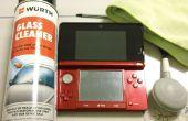 Wie Sie Ihren Nintendo 3DS zu reinigen.