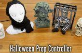Steuern Sie Ihre Halloween-Dekorationen mit Arduino