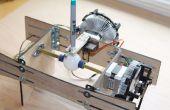 Laser schneiden SphereBot