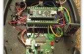 Einfache Arduino Bluetooth Cybot in Bewegung und Android Appplication (aktualisiert)