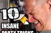 Top 10 Party Tricks für 2014 - YouTube Mega-Zusammenarbeit