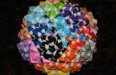 Modulare Origami: Sonobe Polyeder