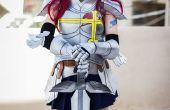 Erza Scarlet Herz Kreuz Rüstung: Brust-Stück