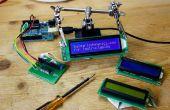 Alphanumerische Anzeige Arduino Kit: Montage Anleitung