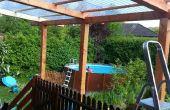 Wie Baut Man Ein Terrassenverdeck?