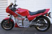 Gewusst wie: ein 72 Volt-Elektro-Motorrad bauen