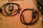 Wireless Gitarre audio Sender/Empfänger