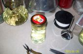 FREI Öl-Lampen mit Speiseöl verwendet, als Zusatz zu Lampe Kraftstoff