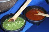 Verwenden meine Salsa-Bowl-Theorie, um Ihr Leben und ihre soziale Stellung zu verbessern!