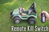 Fernbedienung Kill Switch