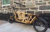 Bambus-Lastenfahrrad (Tiki Bike) - aktualisiert 01.12.2015