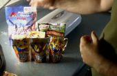 Machen Sie Ihre eigenen Berg Haus Mahlzeiten für unter 50 Cent eine Portion