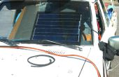 Solar Auto Batterie Ladegerät DIY