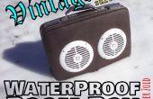 Vintage wasserdicht Boom-Box
