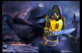 Schicksal Hunter Maske und Rüstung Cosplay bauen - SKS Requisiten