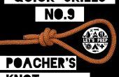 Schnelle Fähigkeiten #9: Wie man die Wilderer Krawattenknoten
