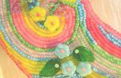 Candy Garten Halskette