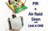 Motion Sensing Air Raid Siren mit Link es eins!