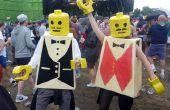 Sein und Ihr LEGO Kostüme