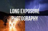 Lange Belichtung Fotografie (Super einfach)
