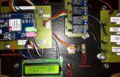 Home-Automation-System mit Arduino und SIM900 GSM-Modul