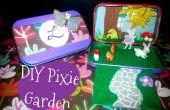 Winzige Pixie Garten