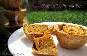 Pumpkin Pie Leckereien für Ihren Welpen