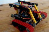 LEGO Auto/Tank, Arduino trifft Android