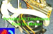 DIY R134a tragbare Klimaanlage!