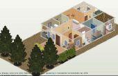 Gestalten Sie Ihr Zuhause mit Autodesk Homestyler