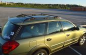 $25 Stahl Dachträger - kein Schweißen