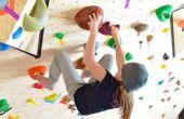 Wie erstelle ich klettern hält aus Bowlingkugeln