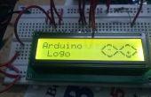 Arduino Bit Mappig auf LCD mit LOGO