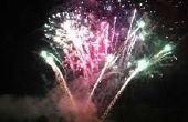 Drahtlose Fernbedienung Feuerwerk Rohr Rack Diplay