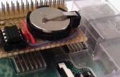 Ein elegantes, stapeln, Real Time Clock für Raspberry Pi